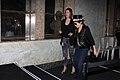 Rachel Kent and Yoko Ono 2013.jpg