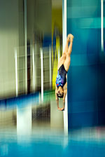 Racing gravity - Summer Olympics Beijing 2008.jpg