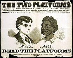 Движение негров за отмену рабства
