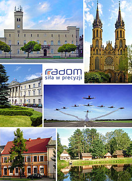 Radom collage
