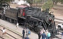 Railway 18 Grand Canyon Village 1991 04 25.jpg