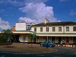 Fervojo Station Eastleigh.JPG