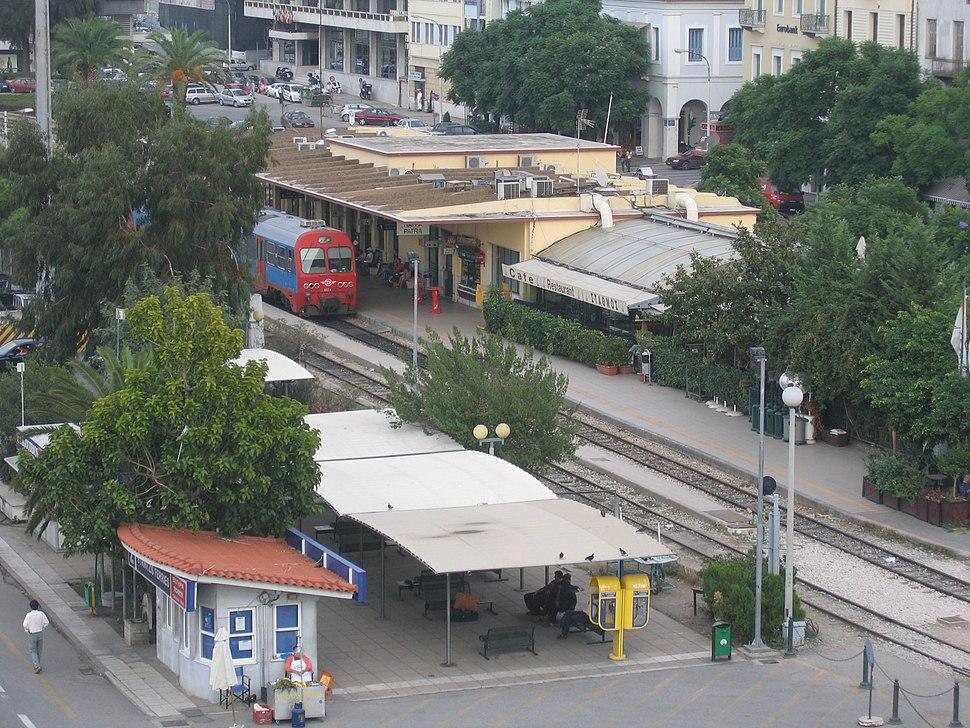 Railway Station of Patras