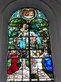 Raismes (Nord, Fr) Église Saint-Nicolas, vitrail 07.JPG
