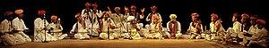 Music of Rajasthan - Image: Rajasthani Artists