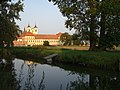 Rajhrad - Klášter benediktýnů s kostelem sv. Petra a Pavla 1.JPG