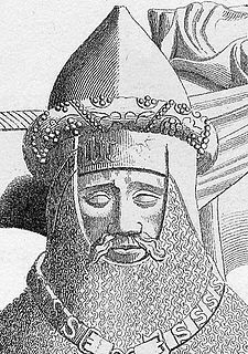 Ralph Neville, 1st Earl of Westmorland 14th/15th-century English nobleman