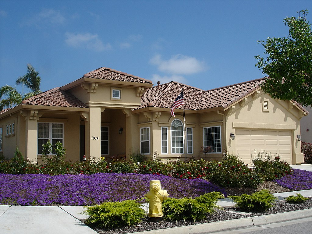 File:Ranch Style Home In Salinas, California.JPG