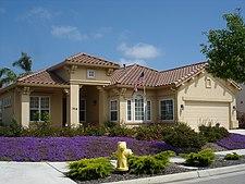 Ranch style home in Salinas, California