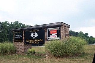 Randallstown High School Public school in the United States