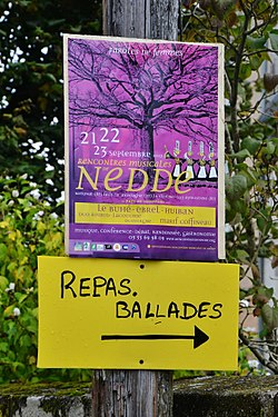 image illustrative de l'article Rencontres musicales de Nedde