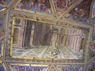 Raphael Rooms Triumph of Christian religion.jpg