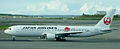 Rare visitor to ANC - a Japan Airlines 767 (6723114349).jpg