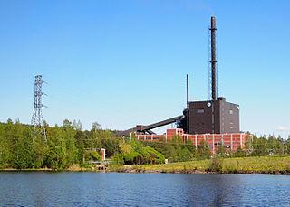 Rauhalahti Power Station