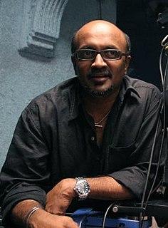 Ravi K. Chandran Indian cinematographer