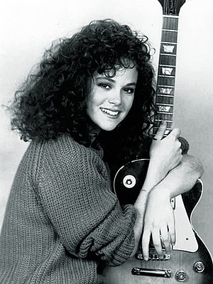 Rebecca Schaeffer - Press photo of Schaeffer for My Sister Sam