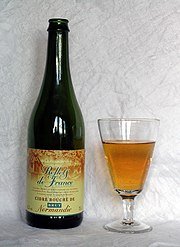 Cider from Normandy