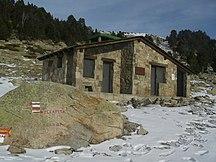 Andorra-Byggekunst, museer og verdensarv-Fil:Refuge perafita andorra