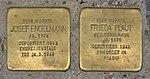 Regensburg Stolperstein - Engelmann, Plaut.jpg