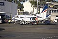 Regional Express Airlines (VH-ZLG) Saab 340B at Sydney Airport.jpg