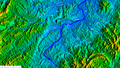 Relief Map of Taihe.png