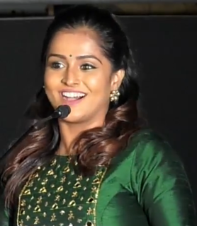 Remya Nambeesan Indian actress (born 1986)