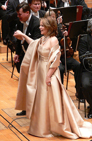 Renée Fleming - Fleming, April 2008