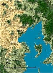 Renaissance Dam site