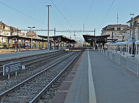 Image illustrative de l'article Gare de Renens