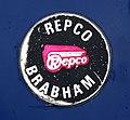 Repco Brabham logo, 1963 BT6.jpg