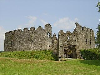 Restormel Castle castle