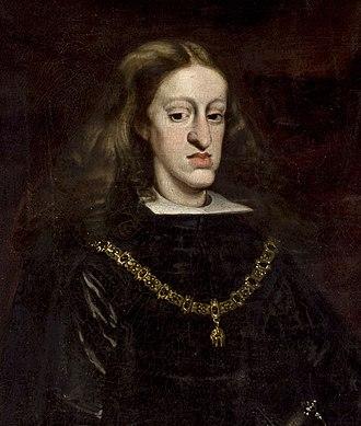 Juan Carreño de Miranda - Image: Rey Carlos II