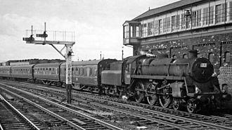 Rhyl railway station - Image: Rhyl railway station 2117033 633d 32da
