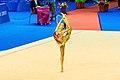 Rhythmic gymnastics at the 2017 Summer Universiade (37033636436).jpg