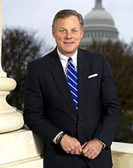 From commons.wikimedia.org/wiki/File:Richard_Burr_Official_Picture_2.jpg: Senator Richard Burr
