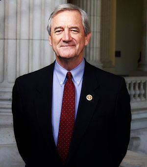 Rick Nolan - Nolan's first official photo since returning to Congress