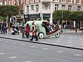 Rickshaws in O'Connell Street - geograph.org.uk - 1585916.jpg