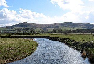 River Glen, Northumberland river in Northumberland, United Kingdom
