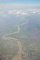 River Hindon - Aerial View - Ghaziabad 2016-08-04 5764.JPG