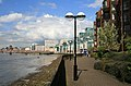 Riverside Walk near Nine Elms Lane - geograph.org.uk - 793669.jpg
