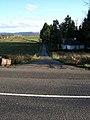 Road End at Lednabra - geograph.org.uk - 152570.jpg