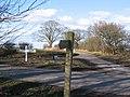 Road Junction at SE814428 - geograph.org.uk - 133632.jpg