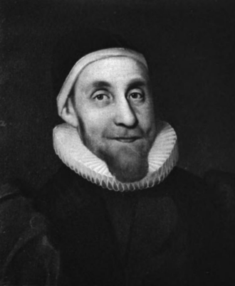 Robert Burton (scholar) - Robert Burton in 1635