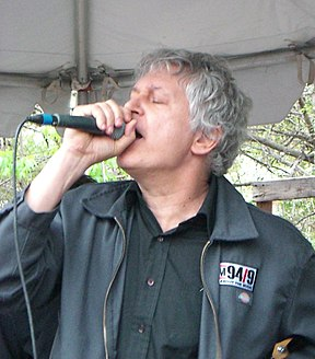 Robert Pollard American singer
