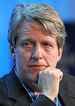 Robert J. Shiller cover