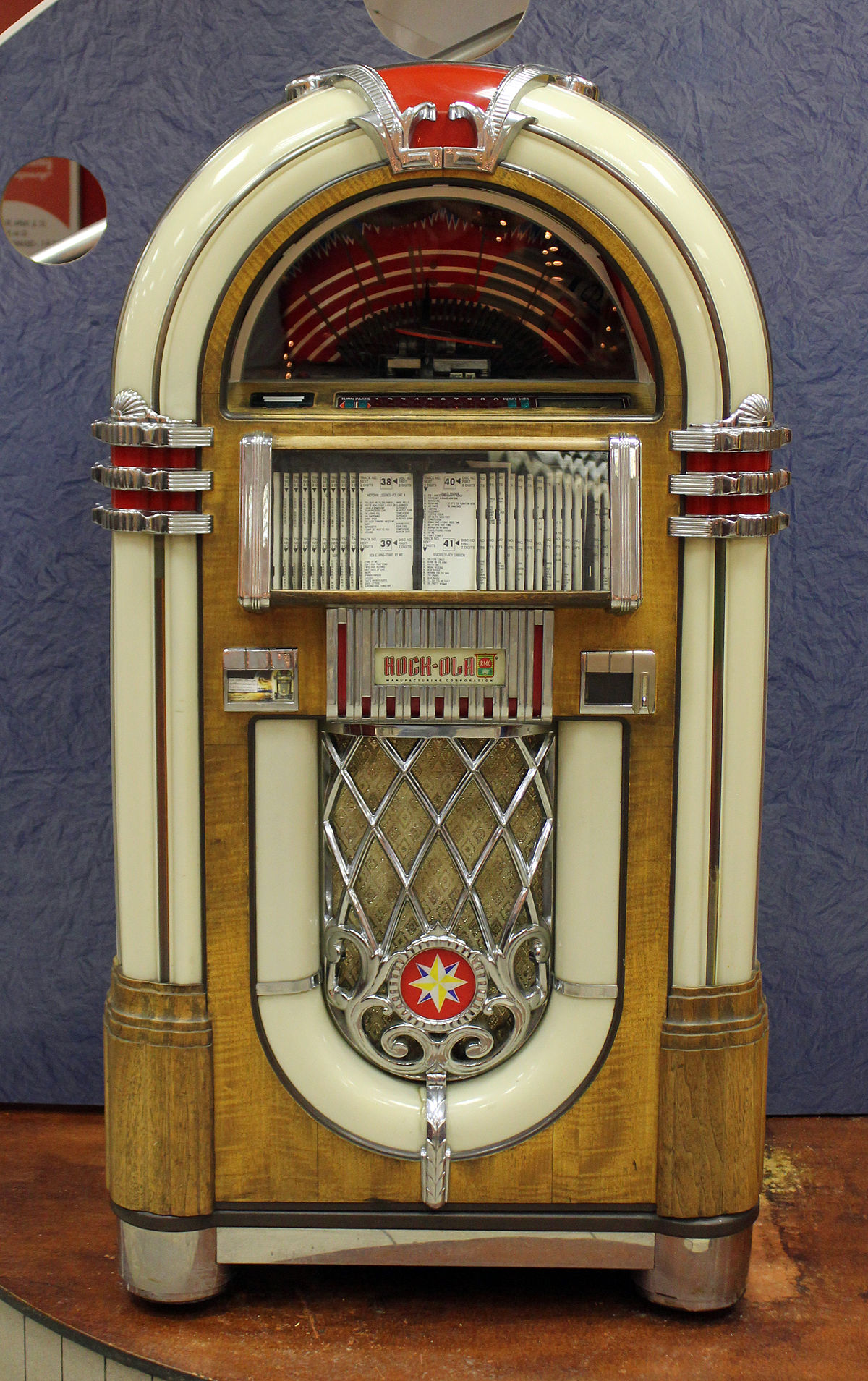 Jukebox Wiktionary