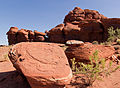 Rock Formations on Potash Road, Moab.jpg
