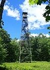 Rock Rift Fire Observation Tower