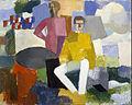 Roger de La Fresnaye - The Fourteenth of July - Google Art Project.jpg