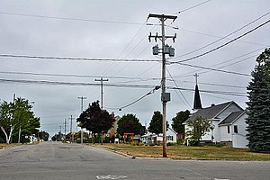 Rogers City, Michigan - Erie Street